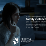 Family Violence Restraining Order: What is Family Violence?